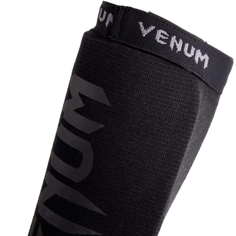 Захист голеностопа Venum Kontact Shin guards Чорні (01863) фото 6