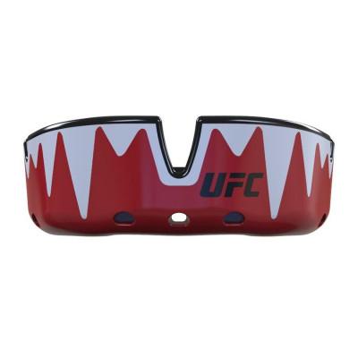 Капа OPRO Platinum UFC Hologram Red Metal/Black (01614) фото 3