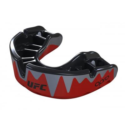 Капа OPRO Platinum UFC Hologram Red Metal/Black (01614) фото 4