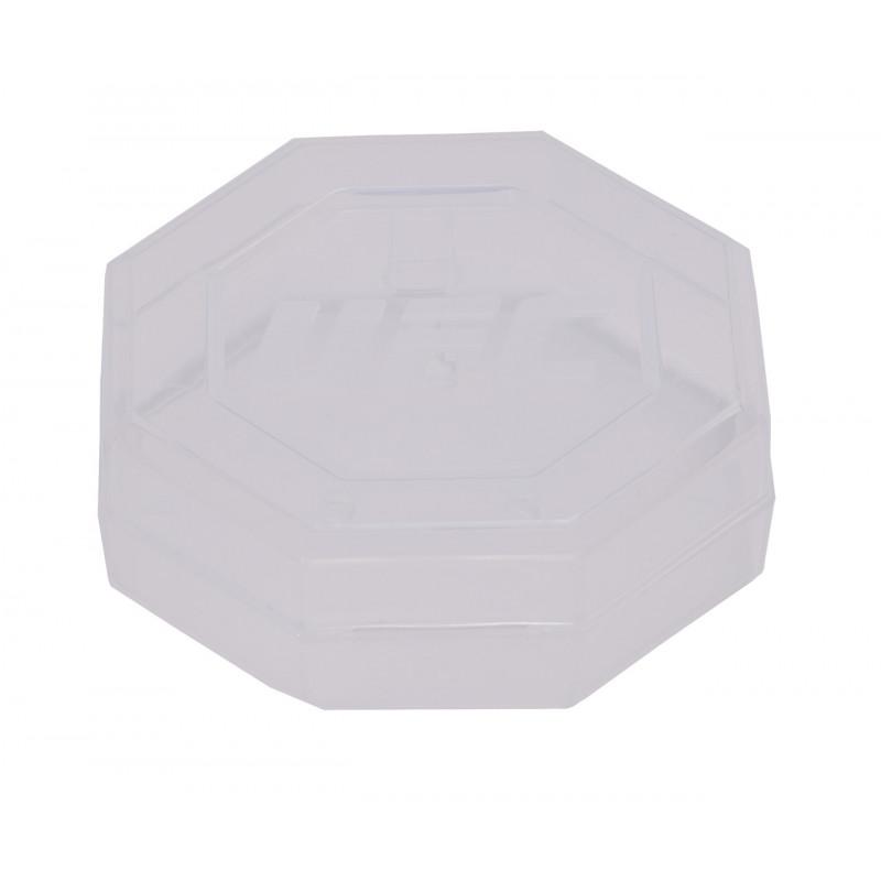 Капа OPRO Junior Bronze UFC Hologram White (01624) фото 5