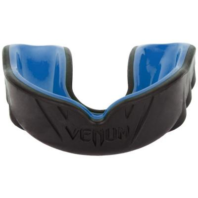 Капа Venum Challenger Mouthguard Black/Blue (01363) фото 1