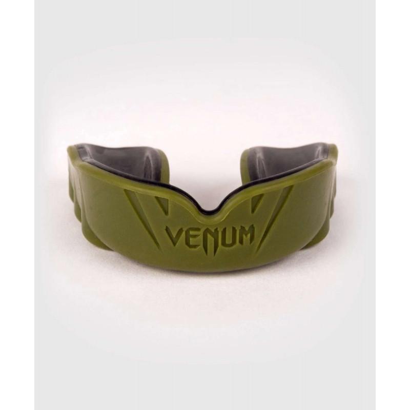 Капа боксёрская Venum Challenger Khaki/Black (02034) фото 1