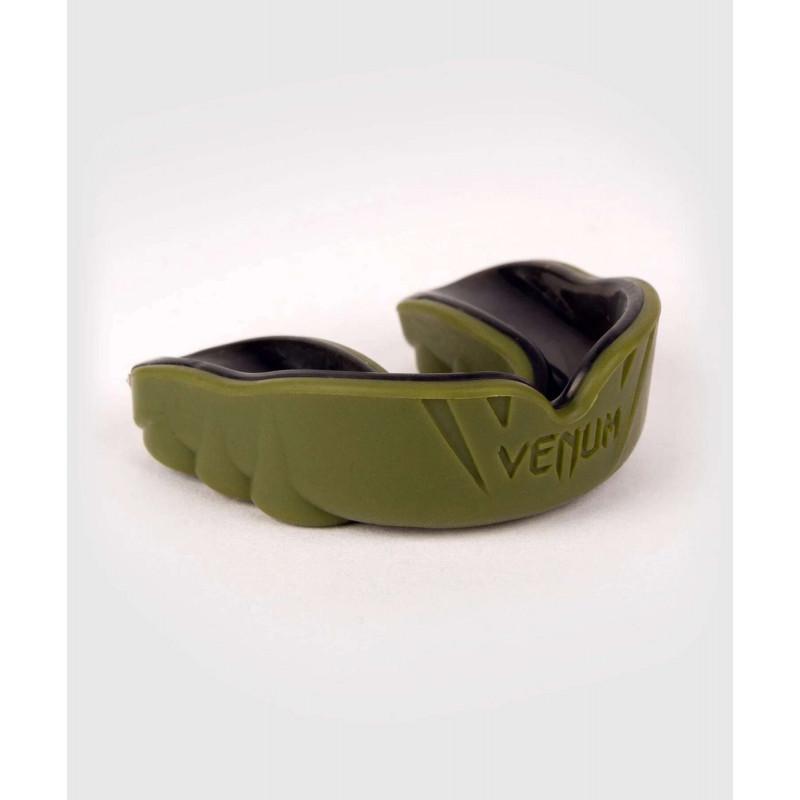 Капа боксёрская Venum Challenger Khaki/Black (02034) фото 3