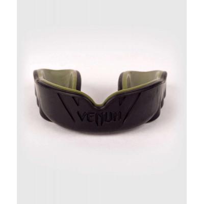 Капа Venum Challenger Mouthguard Black/Khaki (02086) фото 1