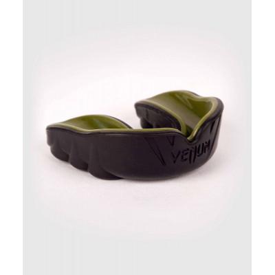 Капа Venum Challenger Mouthguard Black/Khaki (02086) фото 3