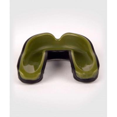 Капа Venum Challenger Mouthguard Black/Khaki (02086) фото 2