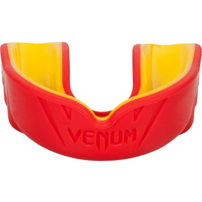 Капа Venum Challenger Mouthguard Red/Yellow (01854)