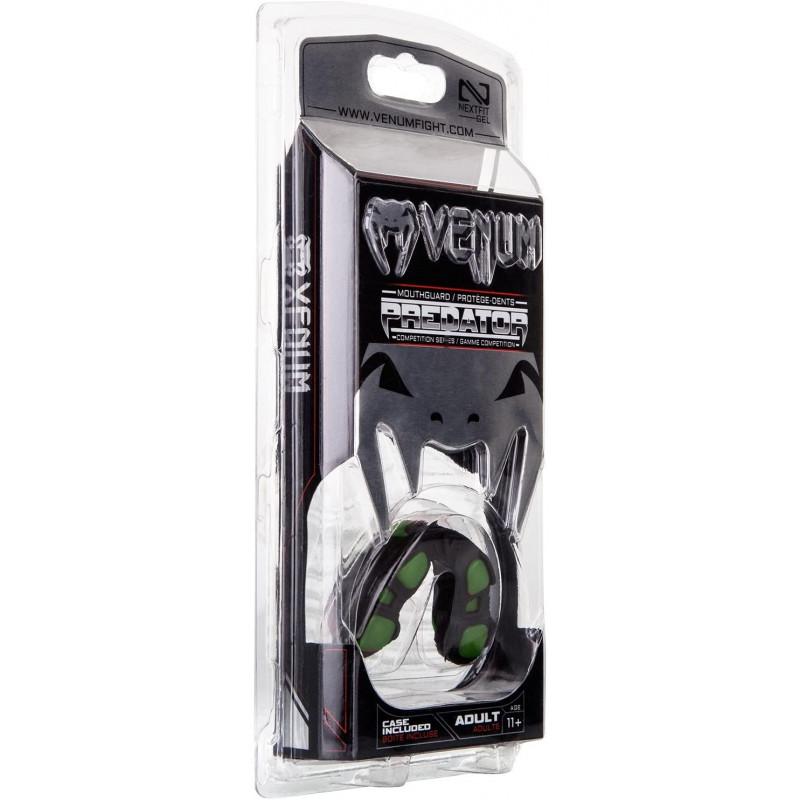 Капа Venum Predator Mouthguard Black/Green (01859) фото 6