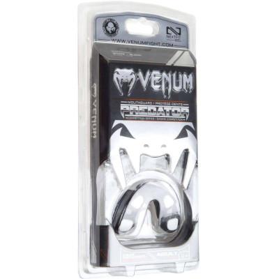 Капа Venum Predator Mouthguard Чорна/Білий (01851) фото 6