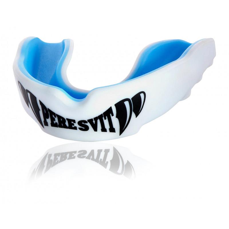 Капа Peresvit Protector Mouthguard Бело-Синяя (01902) фото 1