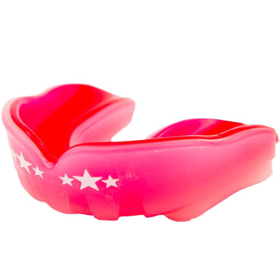 Капа YOKKAO Mouth guard Clear Red (01529) фото 1
