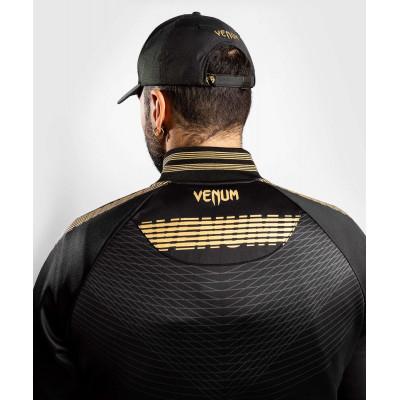 Бейсболка Venum Club 182 Hat Black/Gold (01989) фото 4