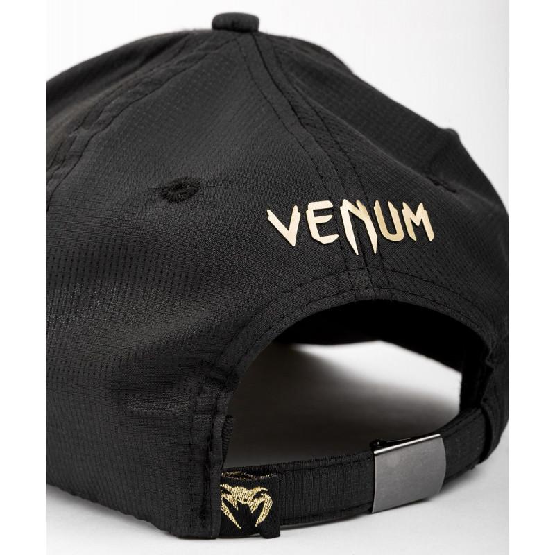 Бейсболка Venum Club 182 Hat Black/Gold (01989) фото 6