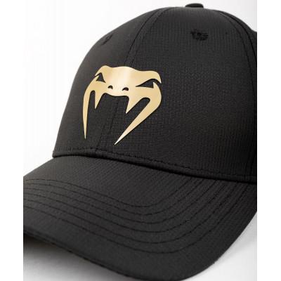 Бейсболка Venum Club 182 Hat Black/Gold (01989) фото 7