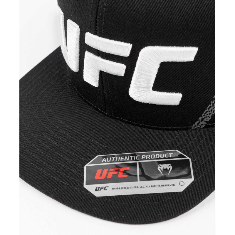 Бейсболка UFC Venum Fight Night Unisex Walkout Black (02158) фото 4