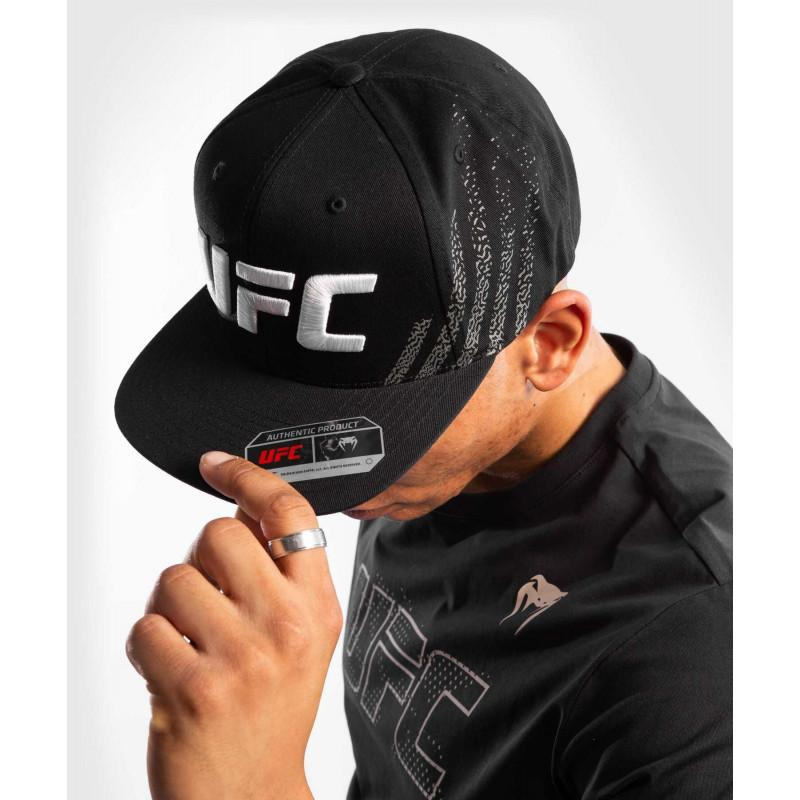 Бейсболка UFC Venum Fight Night Unisex Walkout Black (02158) фото 6