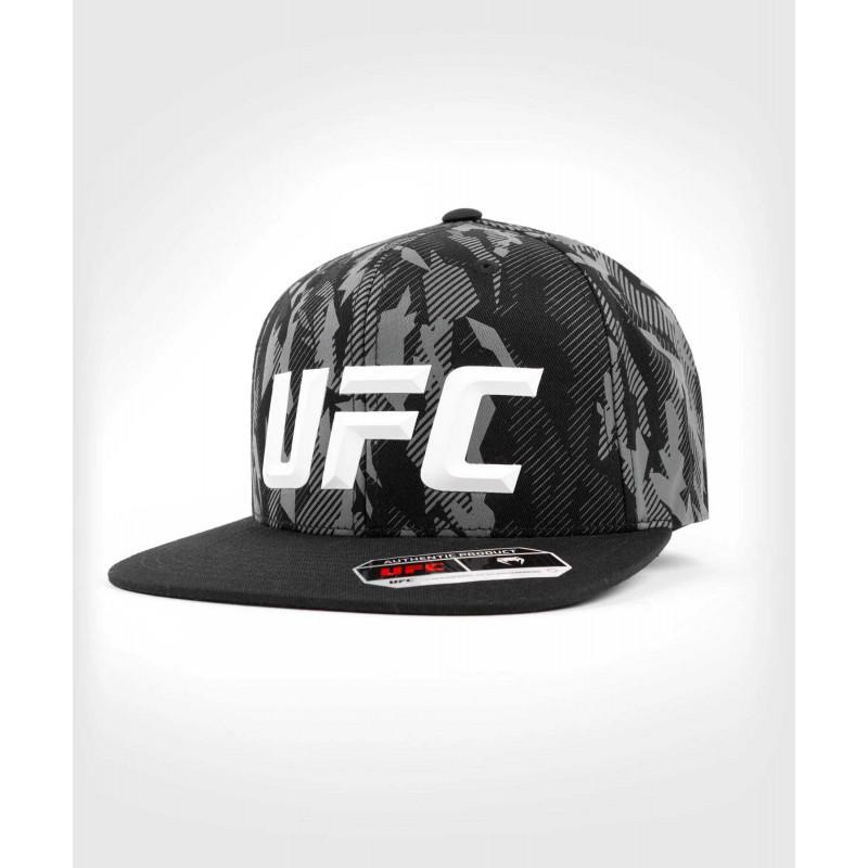 Бейсболка UFC Venum Fight Week Unisex Hat Black (02157) фото 1