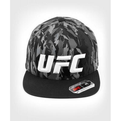 Бейсболка UFC Venum Fight Week Unisex Hat Black (02157) фото 3