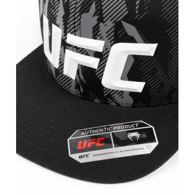Бейсболка UFC Venum Fight Week Unisex Hat Black (02157) фото 6