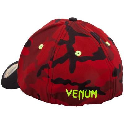 Кепка Venum Atmo Cap Red Camo (01317) фото 2