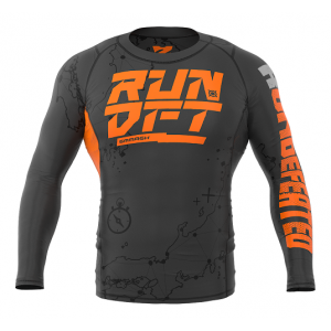 Рашгард SMMASH COMPRESSION TOP MAN RUNDEFEATED