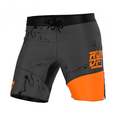 Шорты SMMASH FIT SHORTS MAN RUNDEFEATED (01399) фото 3