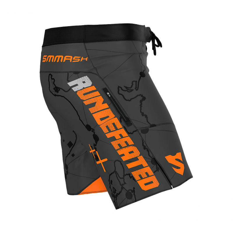 Шорты SMMASH FIT SHORTS MAN RUNDEFEATED (01399) фото 5