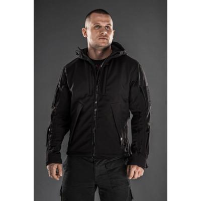 Куртка SOFT SHELL CONQUEROR 4 SVA STONE (01582) фото 4