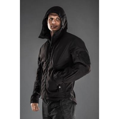 Куртка SOFT SHELL CONQUEROR 4 SVA STONE (01582) фото 5