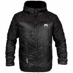 Куртка Venum Elite 3.0 Down Jacket Black Exclusive