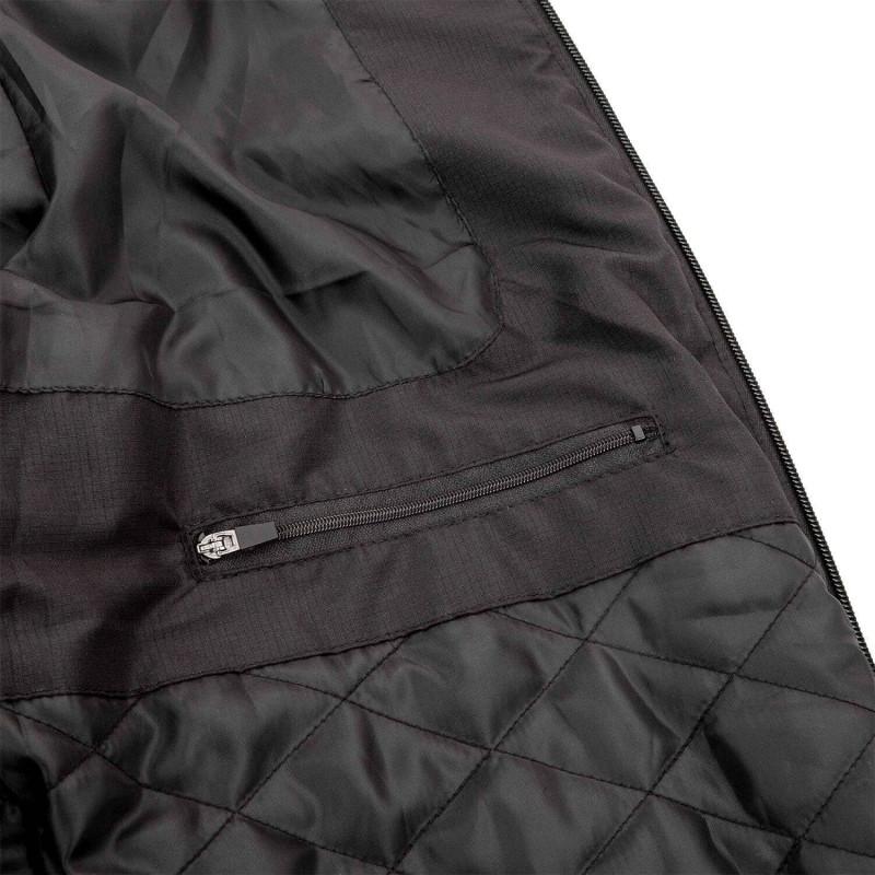 Куртка Venum Elite 3.0 Down Jacket Black Exclusive (02025) фото 10