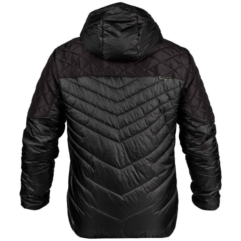 Куртка Venum Elite 3.0 Down Jacket Black Exclusive (02025) фото 2