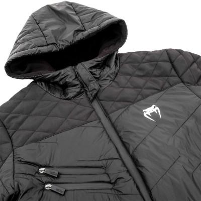 Куртка Venum Elite 3.0 Down Jacket Black Exclusive (02025) фото 3