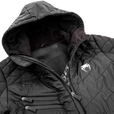 Куртка Venum Elite 3.0 Down Jacket Black Exclusive (02025) фото 4