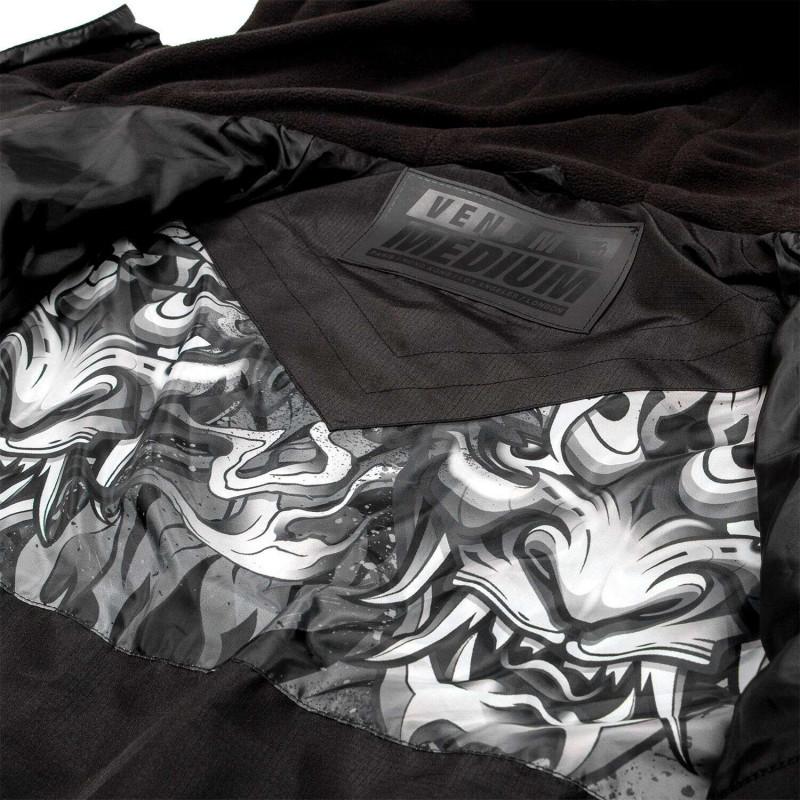 Куртка Venum Elite 3.0 Down Jacket Black Exclusive (02025) фото 7