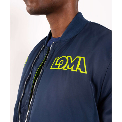 Куртка-бомбер Venum Origins Bomber Loma Edition B/Y (01974) фото 5