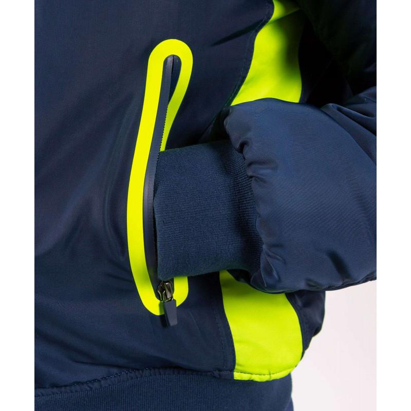Куртка-бомбер Venum Origins Bomber Loma Edition B/Y (01974) фото 6