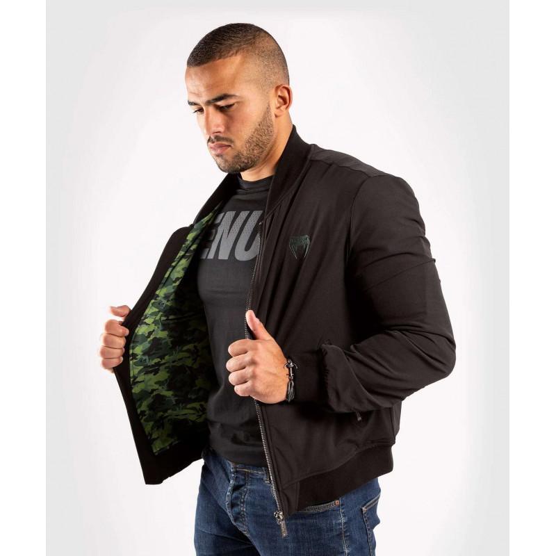 Куртка Venum Trooper Bomber Khaki/Black (02055) фото 3