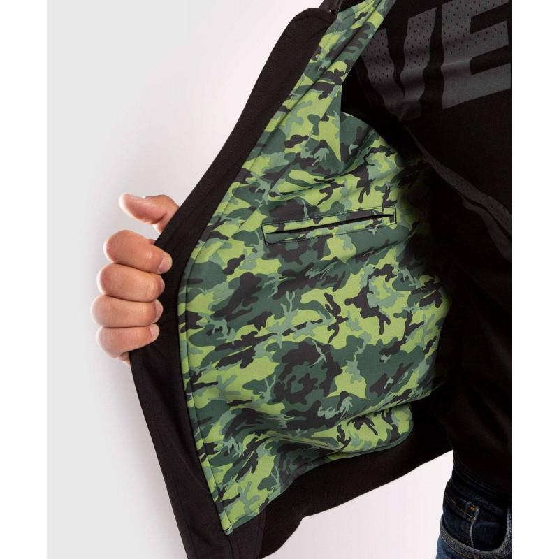 Куртка Venum Trooper Bomber Khaki/Black (02055) фото 7