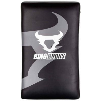 Макивара Ringhorns Charger Kick Shield Black (02089) фото 3