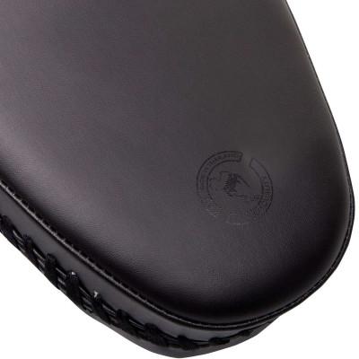 Лапы Venum Elite Big Focus Mitts Black/Black (02009) фото 6