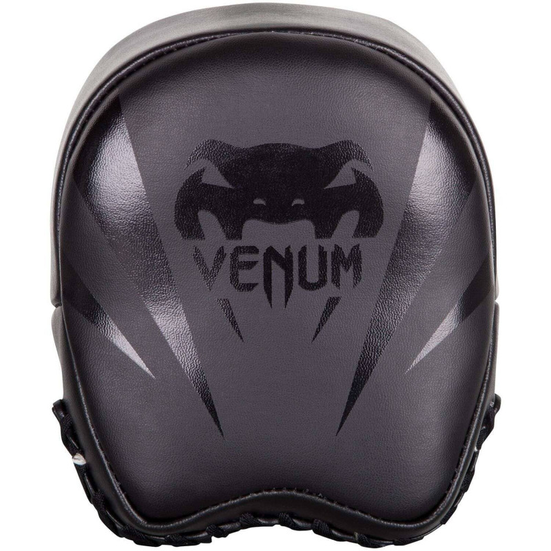 Лапы Venum Elite Mini Focus Mitts Black/Black (02008) фото 3