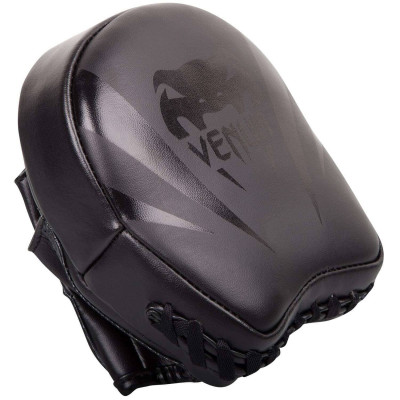 Лапы Venum Elite Mini Focus Mitts Black/Black (02008) фото 4