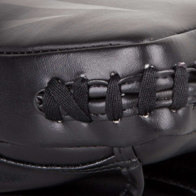 Лапы Venum Elite Mini Focus Mitts Black/Black (02008) фото 7