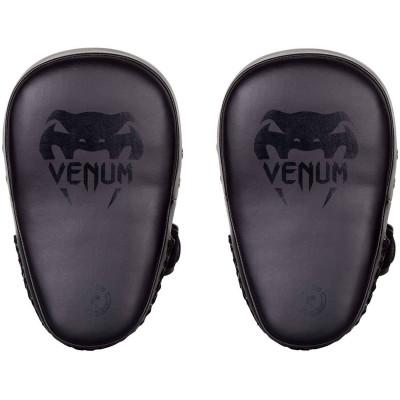 Пады Venum Elite Small Kick Pads Black (02099) фото 3