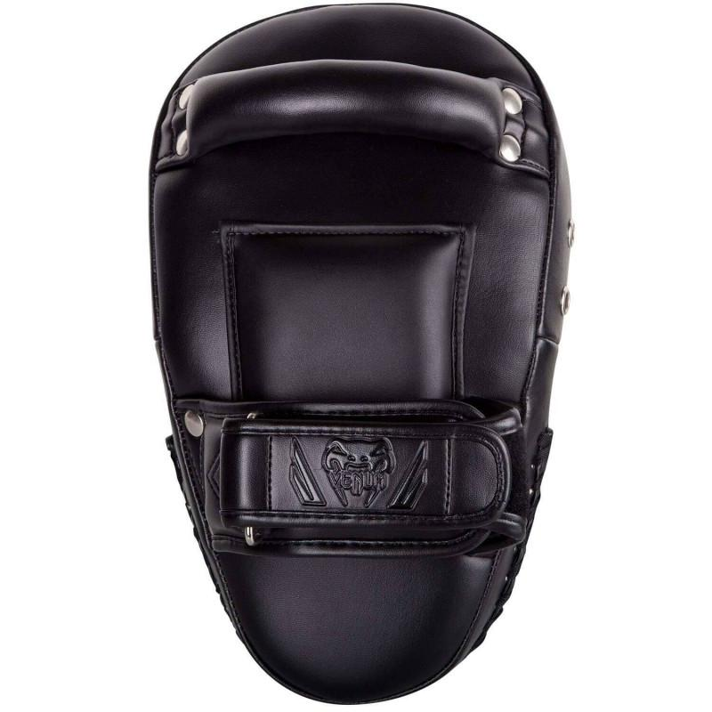 Пады Venum Elite Small Kick Pads Black (02099) фото 2