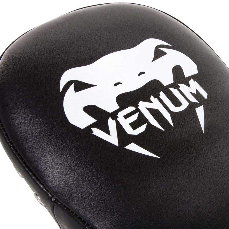 Пади Venum Elite Small Kick Pads Black/Red (02017) фото 6