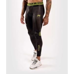 Леггинсы Venum Boxing Lab Compression Tights Black