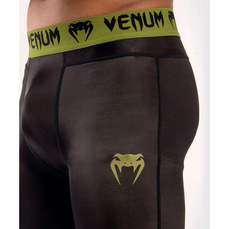 Легінси Venum Boxing Lab Compression Tights Black (02102) фото 5