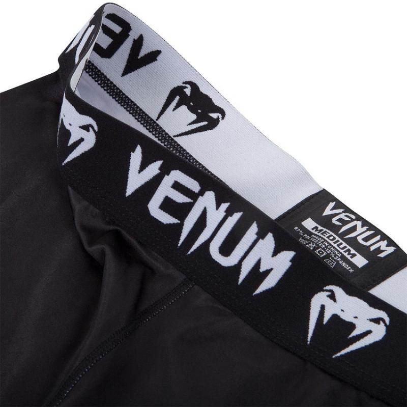 Леггинсы Venum Giant Spats Black/Grey (01344) фото 3